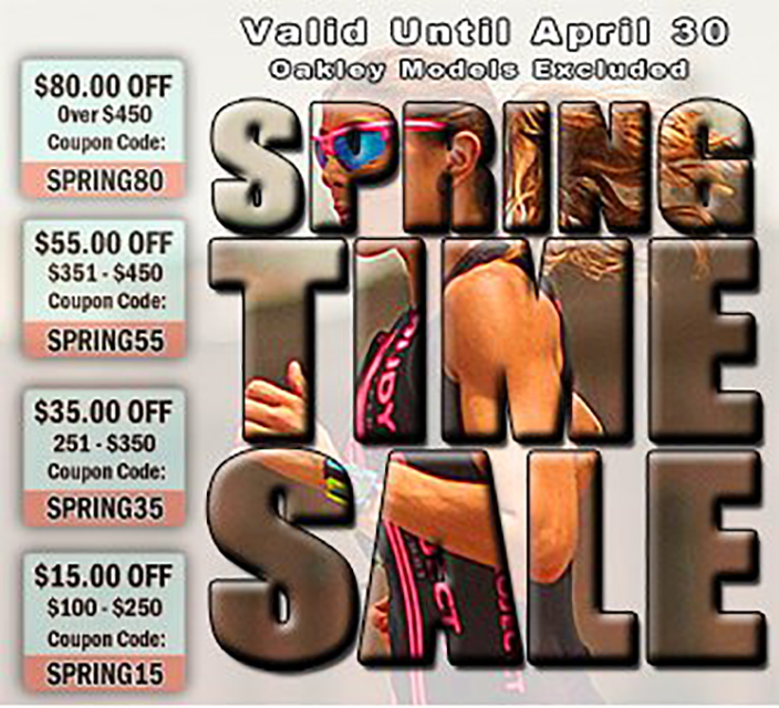 Spring Sale - ADS Sports Eyewear