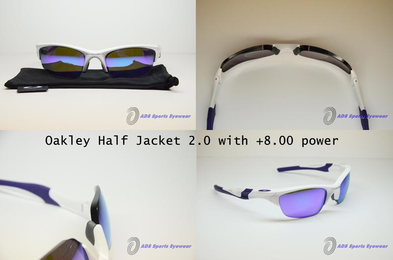 Oakley Half Jacket Prescription Lenses