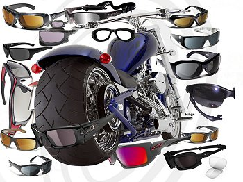Oakley Motorcycle Glasses