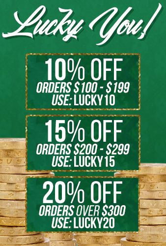St. Patricks Day Coupon Codes