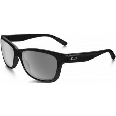 Oakley Forehand Womens Sunglasses  Black and White