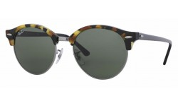 Ray Ban  RB4246 Clubround Sunglasses {(Prescription Available)}