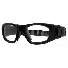 Rec Specs Dude Sports Goggles  Black and White