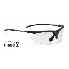 Rudy Project Magster Sunglasses  Black and White