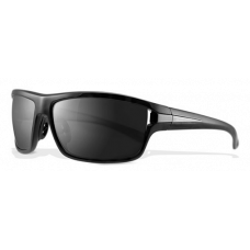 Greg Norman   G4209 Long Ball Sunglasses  Black and White
