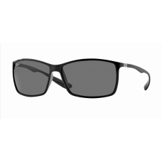 Ray Ban  RB4179 Liteforce Tech Sunglasses  Black and White