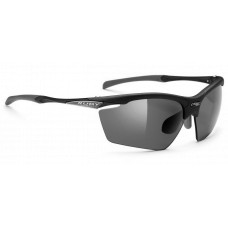 Rudy Project Agon Sunglasses  Black and White