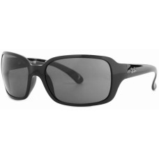 Ray Ban  RB4068 Highstreet Sunglasses  Black and White