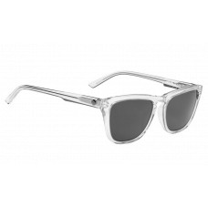 SPY+ Hayes Sunglasses  Black and White