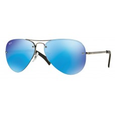 Ray Ban RB3449 Iconic Aviator Sunglasses