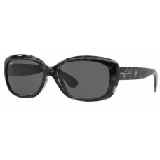 Ray Ban  RB4101 Jackie Ohh Sunglasses  Black and White