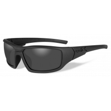 Wiley X  Censor Sunglasses  Black and White