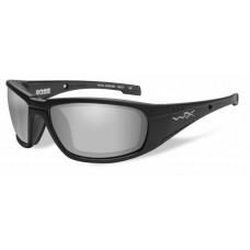 Wiley X  Boss Sunglasses  Black and White