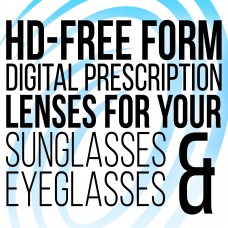 HD Free-Form Digital Prescription Lenses