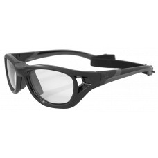 Rec Specs Sport Shift Sports Glasses  Black and White