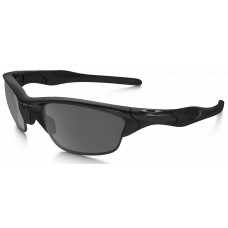 Oakley  Half Jacket 2.0 (Asian Fit) Sunglasses  Black and White