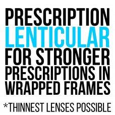 Prescription Lenticular Lenses