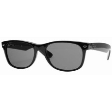 Ray Ban  RB2132 New Wayfarer Sunglasses  Black and White
