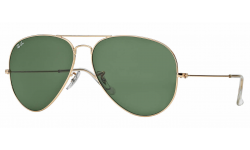 Ray Ban  RB3026 Aviator Large Metal II {(Prescription Available)}
